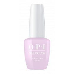 OPI GelColor Frenchie Likes To Kiss?
