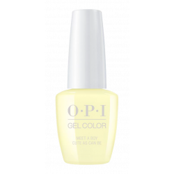 OPI GelColor Meet a Boy Cute As Can Be
