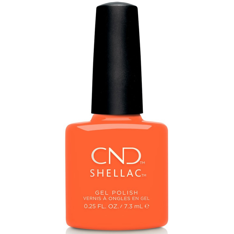 CND Shellac B-Candle