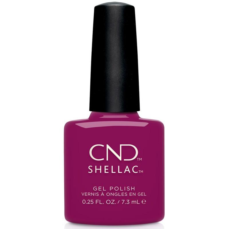 CND Shellac Secret Diary