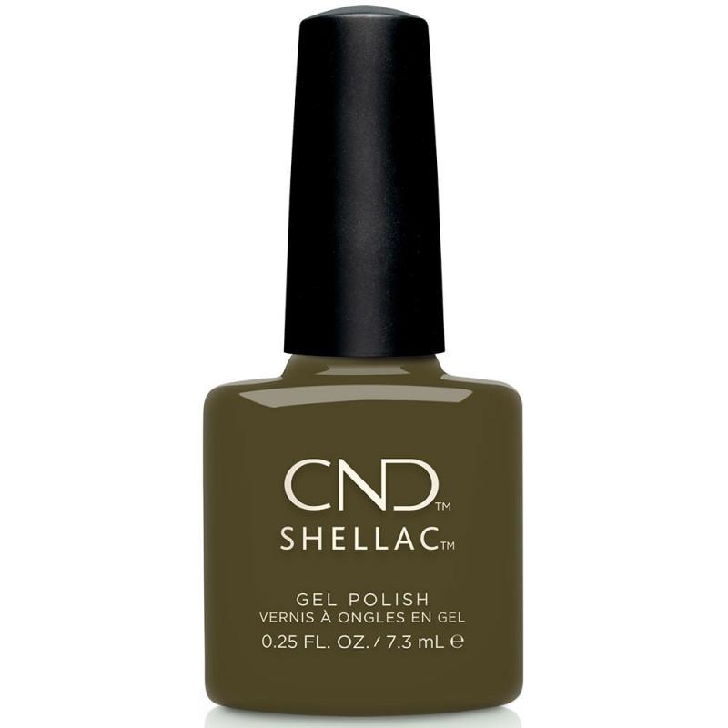 CND Shellac Cap & Gown