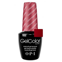 OPI GelColor - Chick Flick Cherry