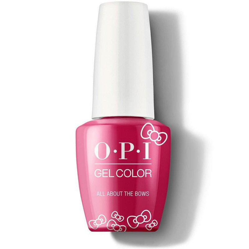 OPI GelColor - All About The Bows