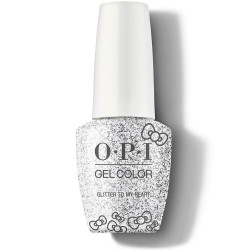 OPI GelColor - Glitter To My Heart