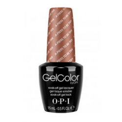 OPI GelColor - A-Piers to Be Tan
