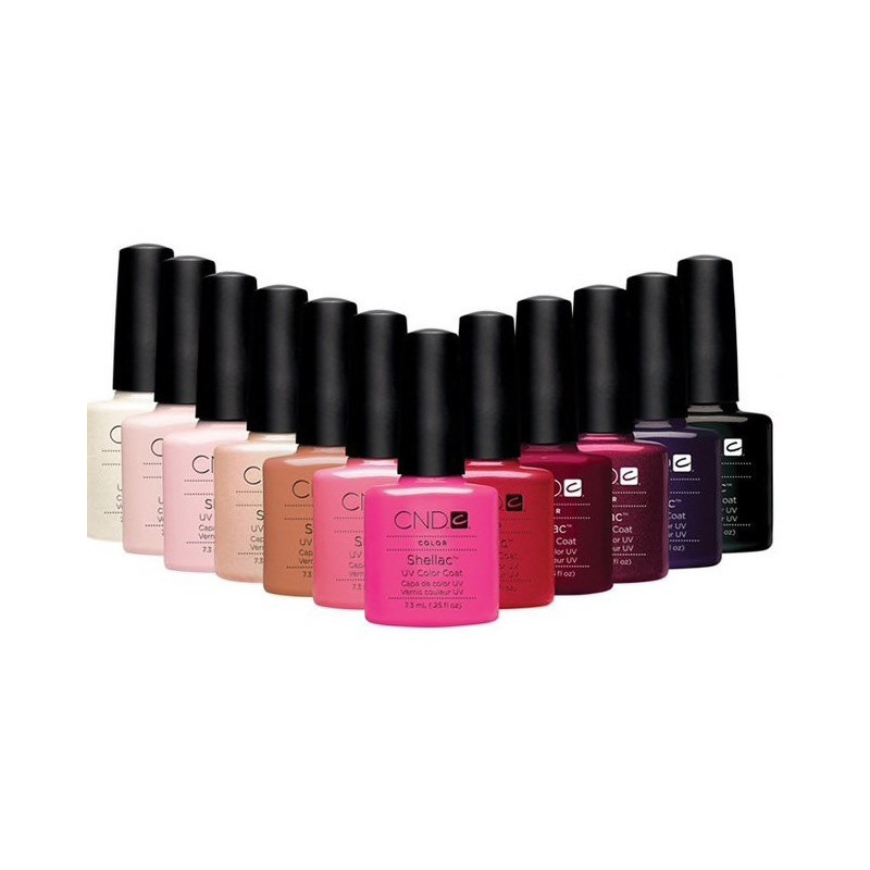 CND Shellac choose any 10 colors