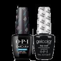 OPI GelColor Base Ridge Filler & Top Coat