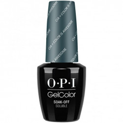OPI GelColor CIA Color Is Awesome
