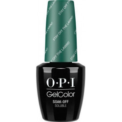 OPI GelColor Stay Off The Lawn