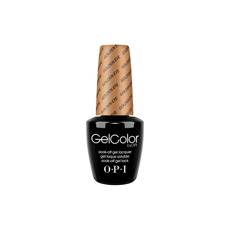 OPI GelColor - Golden Eye