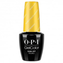OPI GelColor Never A Dulles Moment