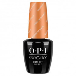 OPI GelColor Freedom Of Peach