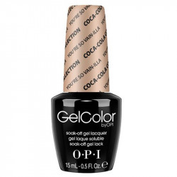 OPI GelColor You're So Vain-illa
