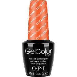 OPI GelColor Orange You Stylish