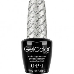 OPI GelColor I'll Tinsel You In