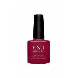 CND Shellac Rebellious Ruby