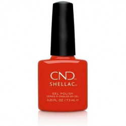 CND - Shellac Hot Or Knot