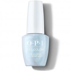 OPI GelColor - This Color Hits All The High Notes