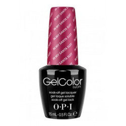 OPI GelColor - In My Santa Suit