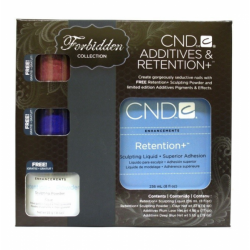 CND RETENTION + Additives Pack
