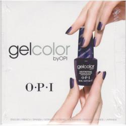 OPI GelColor Education DVD