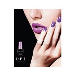 OPI GelColor Salon Poster - A Grape Fit!
