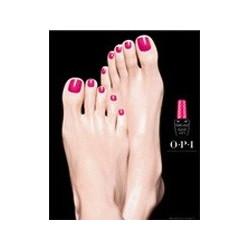 OPI GelColor Salon Poster - Strawberry Margarita