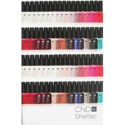 CND Shellac Broschüre