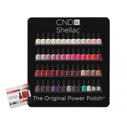 CND Shellac Wall Rack for 52 Color Coat