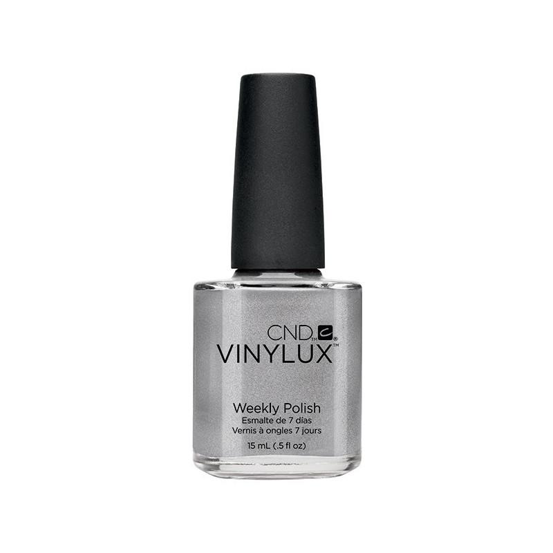 CND Vinylux - Silver Chrome