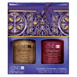 CND Shellac Holiday Collection 2012
