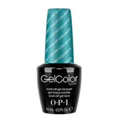 OPI GelColor - Can't Find My Czechbook