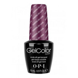 OPI GelColor - Visions of Love
