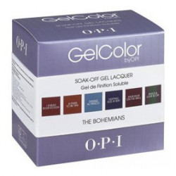 OPI GelColor - The Bohemians