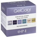 OPI GelColor - The Fashionistas