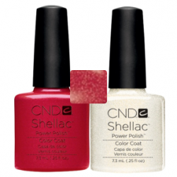 CND Shellac Hollywood + Gold VIP Status