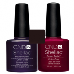 CND Shellac Rock Royalty + Decadence