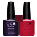 CND Shellac Rock Royalty + Hollywood