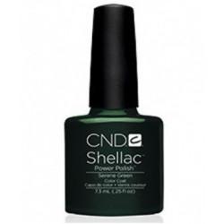 CND Shellac Serene Green