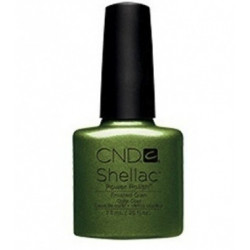 CND Shellac Frosted Glen