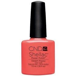CND Shellac Desert Poppy