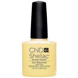 CND Shellac Sun Bleached