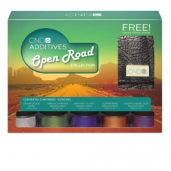 CND Additives Open Road Collection