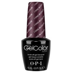 OPI GelColor - I Sing in Color