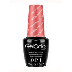 OPI GelColor - Toucan Do It If You Try