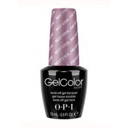 OPI GelColor - Next Stop…The Bikini Zone