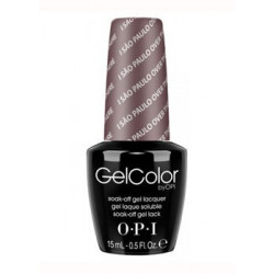 OPI GelColor - I Sao Paulo Over There