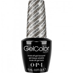 OPI GelColor - DS Pewter