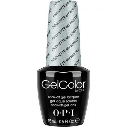 OPI GelColor - Pirouette My Whistle