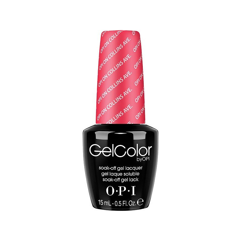 OPI GelColor - OPI on Collins Ave